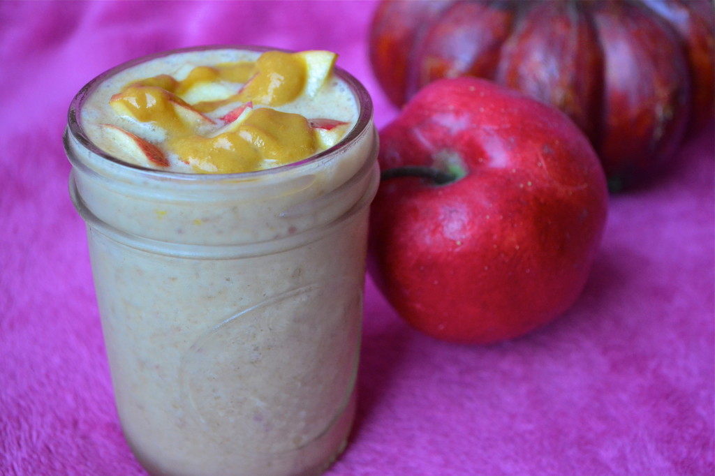 Last night, I had my Peanut Butter and Jelly Smoothie , since I can ...