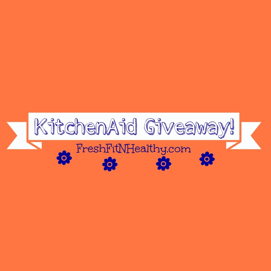 KitchenAid Giveaway!
