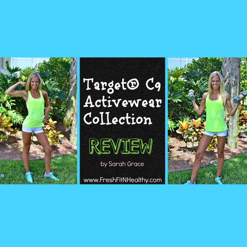 Target® C9 Activewear Collection Review