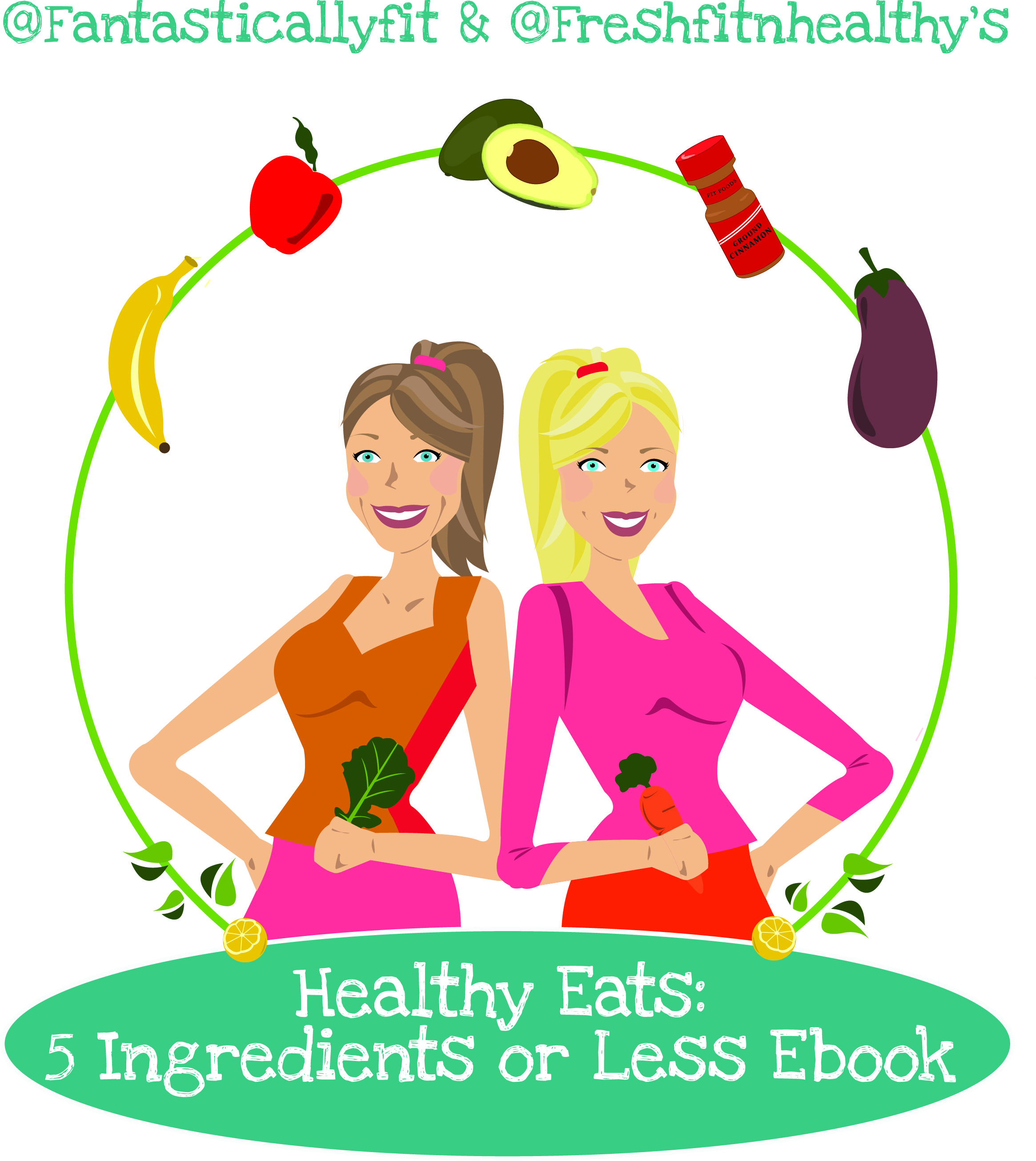 5 Ingredients or Less Ebook Release