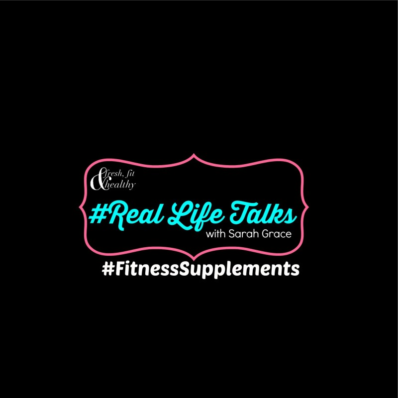 #FitnessSupplements