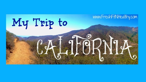 Snapshot of my Cali Trip ~ Part 1