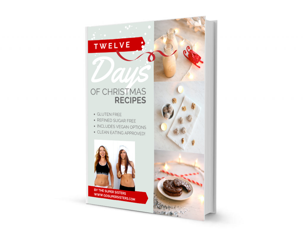 12 days of xmas cover on book