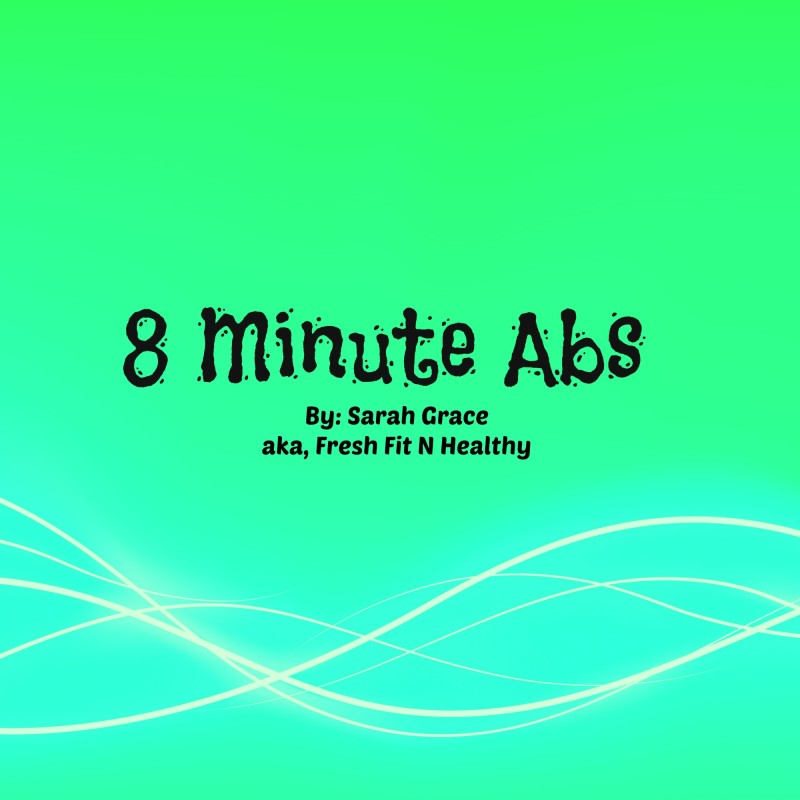8 Minutes to 6 Pack Abs