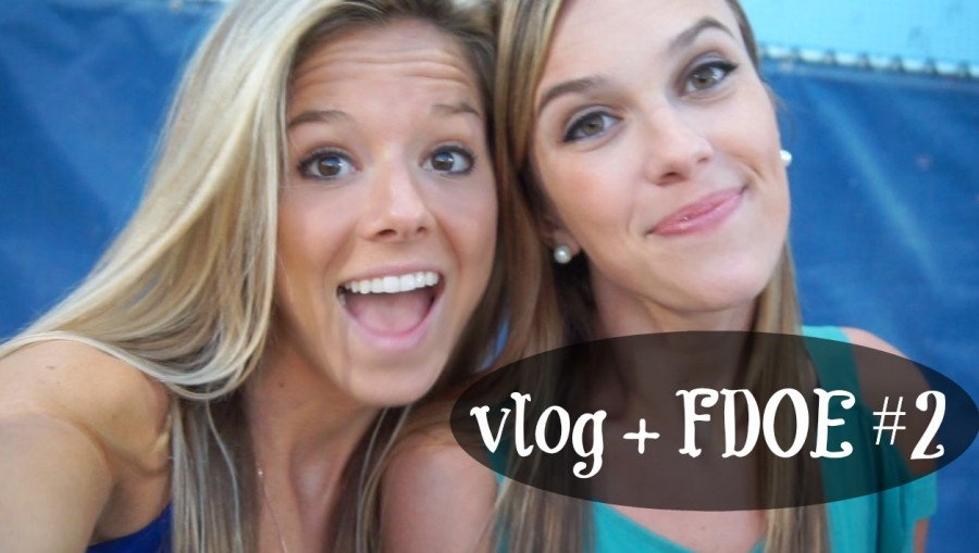 vlog + Full Day of Eating #2