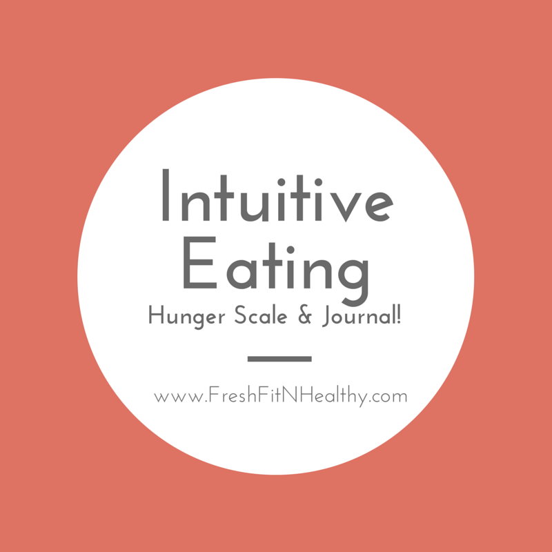 Protected: Hunger Scale / Intuitive Eating Journal