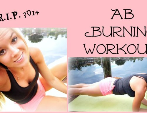 Ab Burning Workout