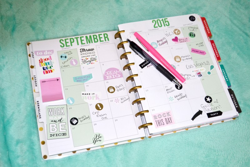 How To: Stay Organized this Fall!
