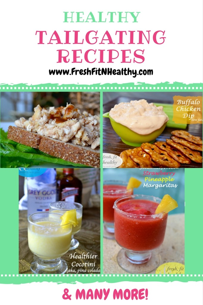 HealthyTailgatingRecipes