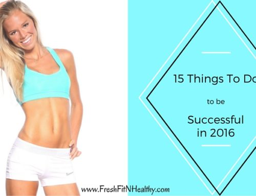 Top Ways to Be Successful in 2016