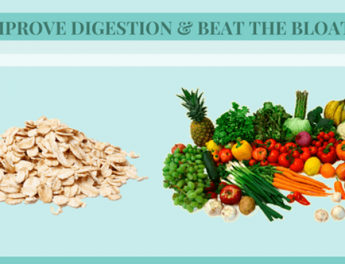 Improve Digestion and Avoid Bloating