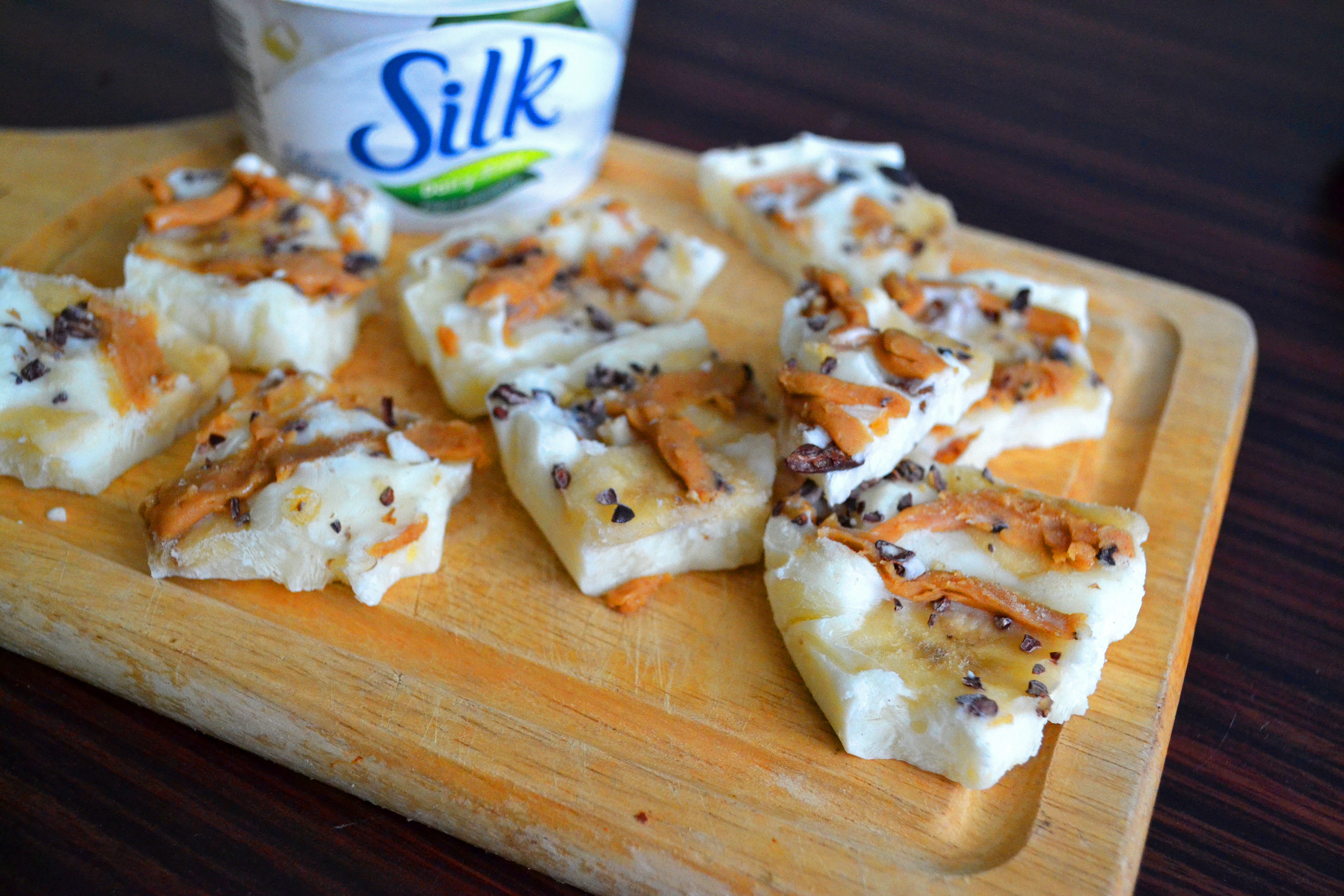 Chunky Monkey Yogurt Bark (DF, GF)