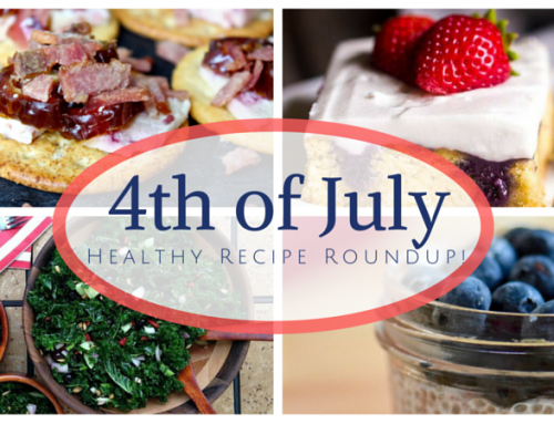 Top 25 Healthy 4th of July Recipes