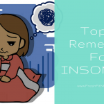Top Ten Remedies for Insomnia