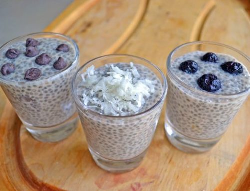 How To Make Chia Pudding: A Customizable Formula