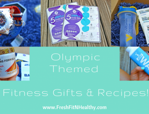 Gold Medal Fitness Gifts & Recipes
