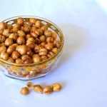 Sea Salt Crispy Chickpeas – A Salty Craving Cure!