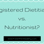 Registered Dietitian (RD) vs. Nutritionist