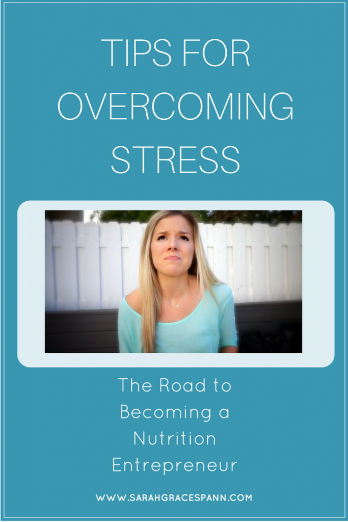 tips for stress