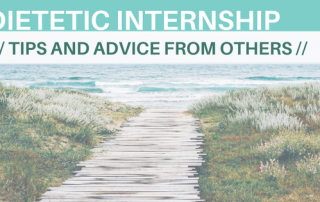 Dietetic Internship