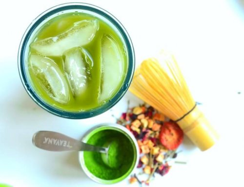 Energizing Matcha Iced Tea in Minutes