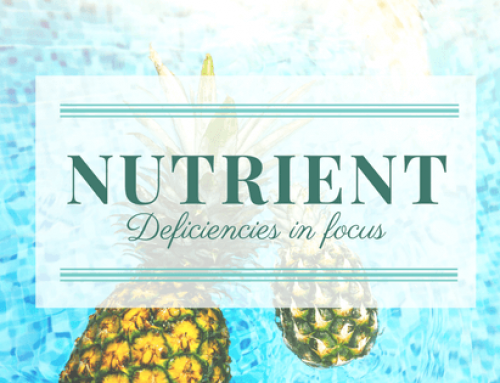 Nutrient Deficiencies in Focus