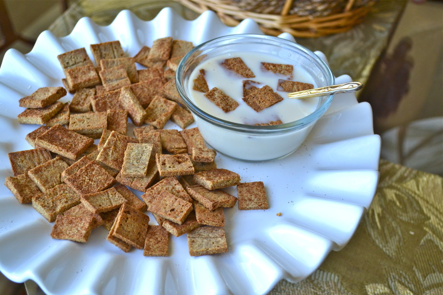 {diy, gluten free} Cinnamon Toast Crunch Cereal