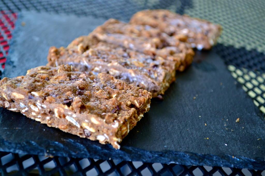 chocolate protein bar recipe