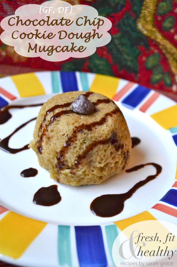 cookiedoughmugcake