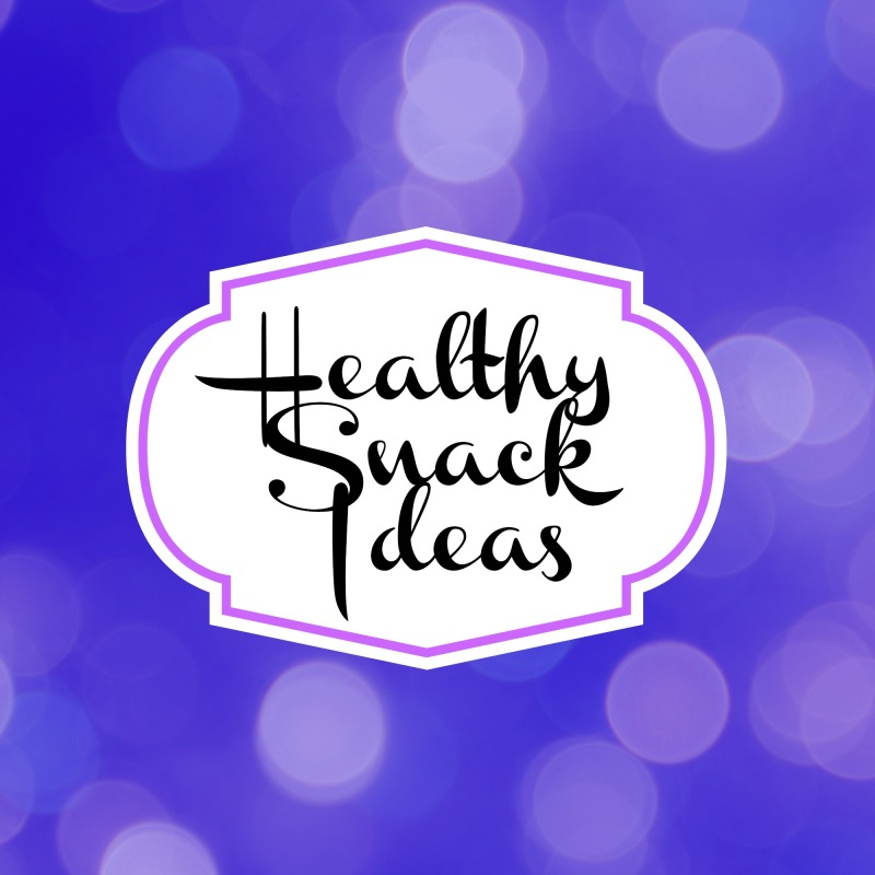 Healthy Homemade Snacks