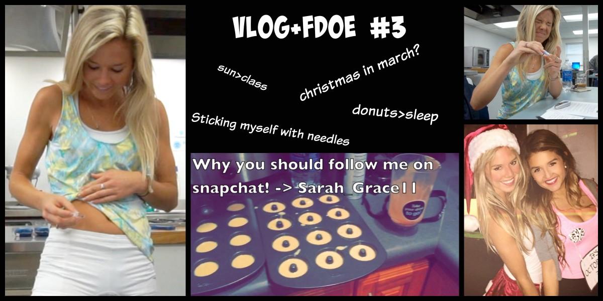 Full Day of Eating Vlog #3