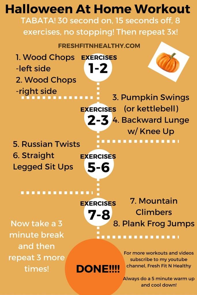 Leg Day Gym Workout