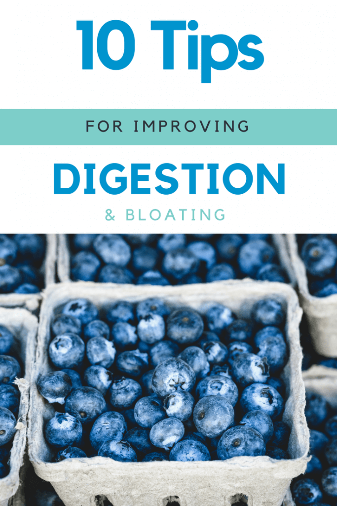 Improve Digestion
