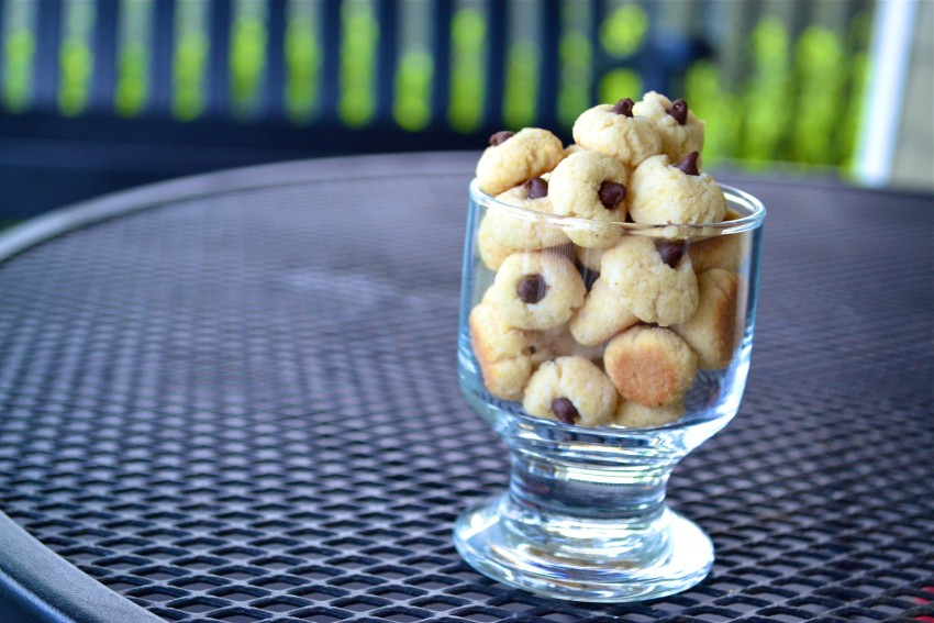 DIY gluten-free Cookie Crisp Cereal