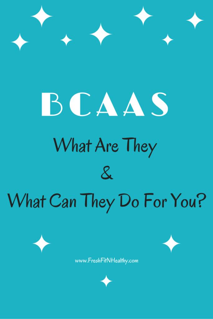 BCAAs