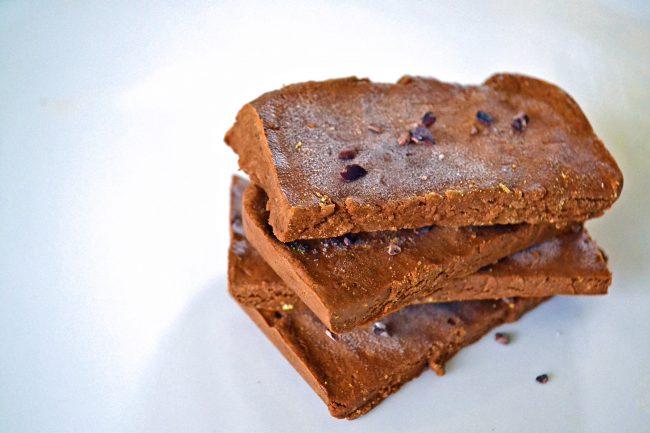 Mocha Chip Diy Vegan Protein Bars Fresh Fit N Healthy