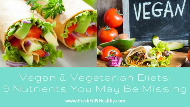 Vegetarian and Vegan Diets