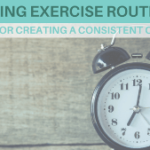 Tips To Get Into and Maintain a Consistent Morning Exercise Routine