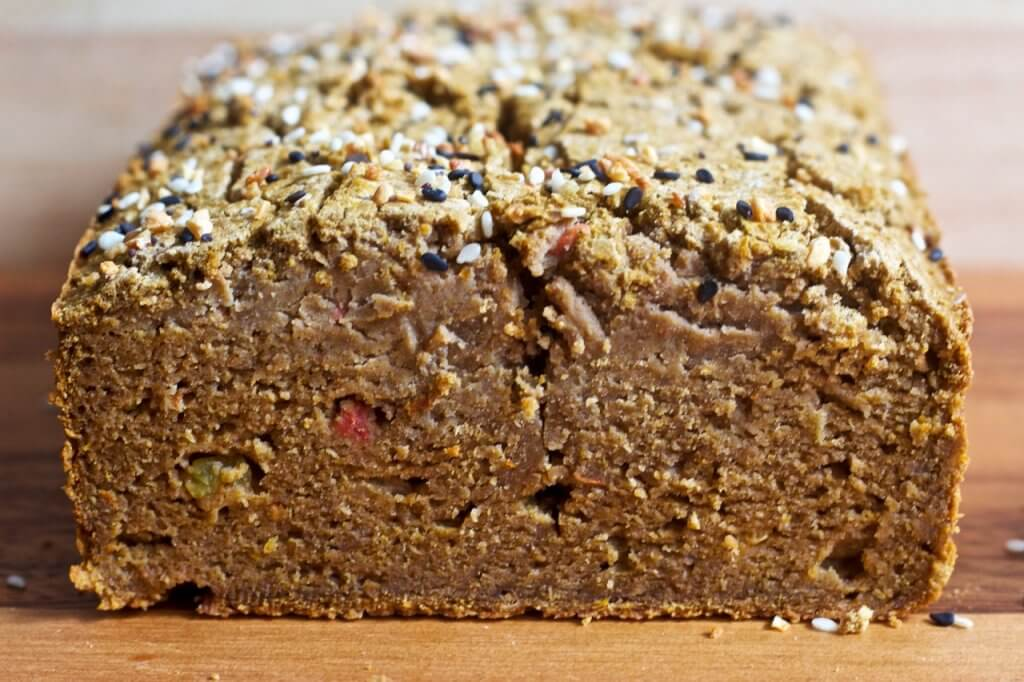 how to make healthy banana bread without flour