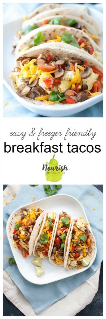 healthy breakfast tacos