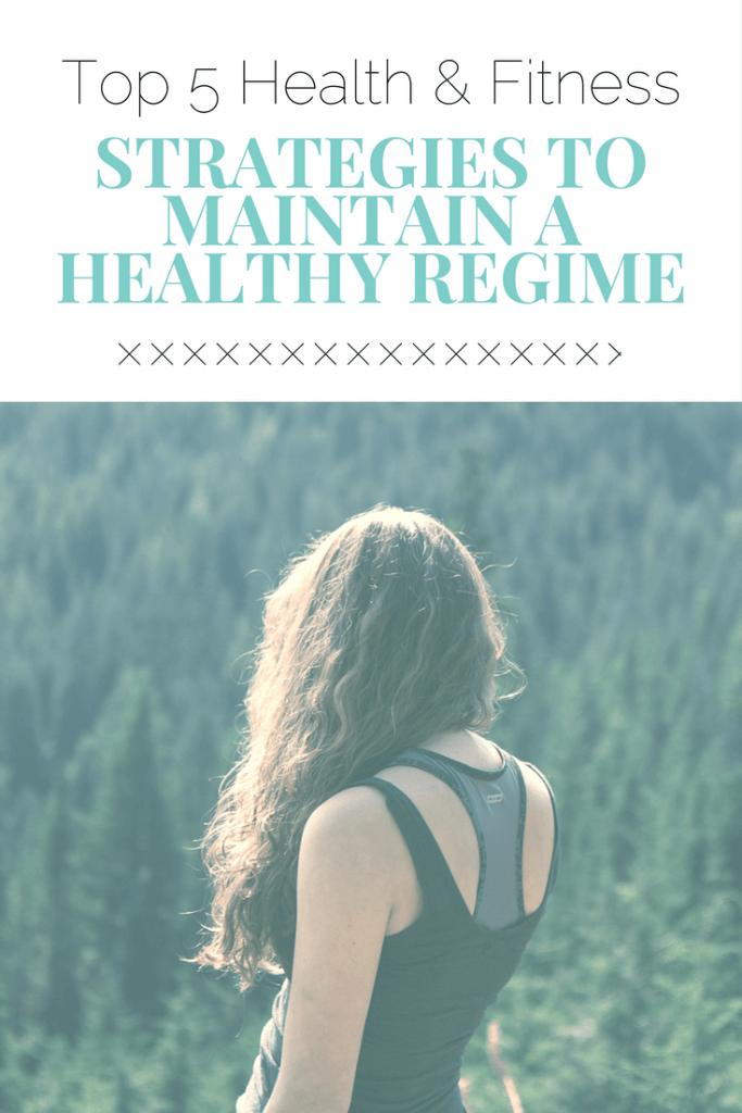 health routine