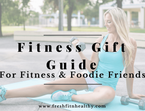 2017 Fitness Gifts Guide!