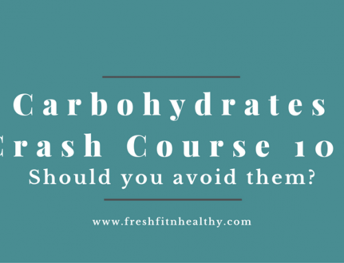 Carbs Crash Course 101